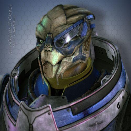 AlienBreed 03 Gorus