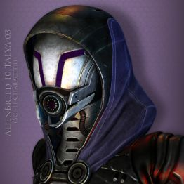AlienBreed 10 Talya 03
