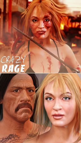 CraZyRage for V4