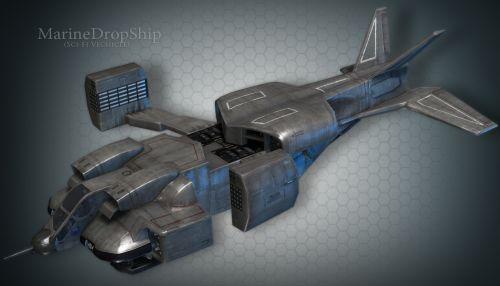 MarineDropShip
