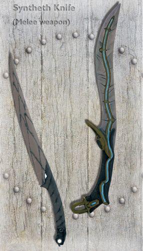 Syntheth Knife