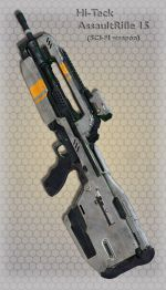 Hi-Teck AssaultRifle 15