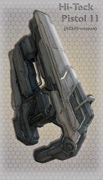 Hi-Teck Pistol 11