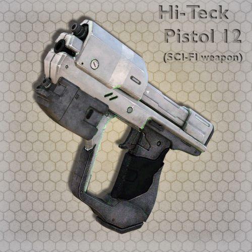 Hi-Teck Pistol 12