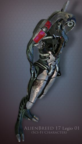 AlienBreed 17 Legio 01
