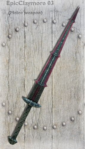 EpicClaymore 03