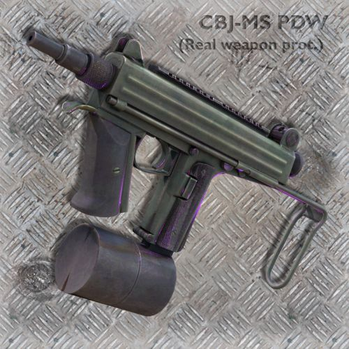 CBJ-MS PDW