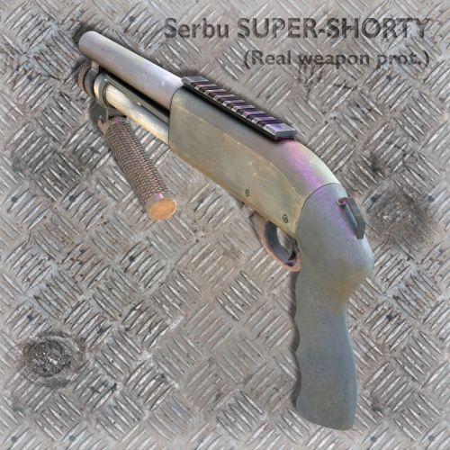 Serbu SUPER-SHORTY
