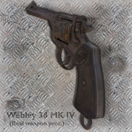 Webley 38 MK IV