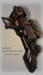 Hi-Teck FlameThrower 06