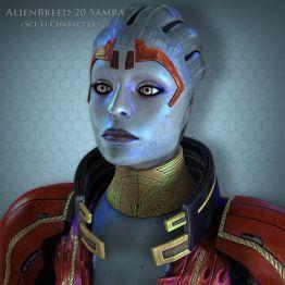 AlienBreed 20 Samra