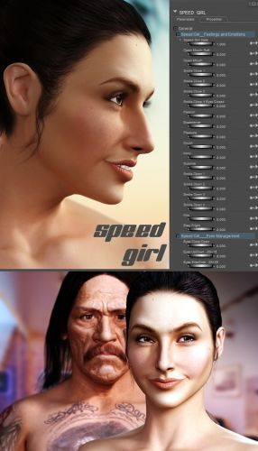 SpeedGirl for V4