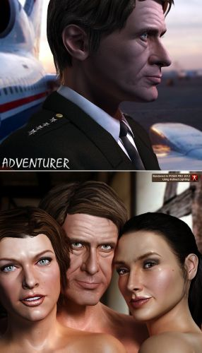 Adventurer for M4
