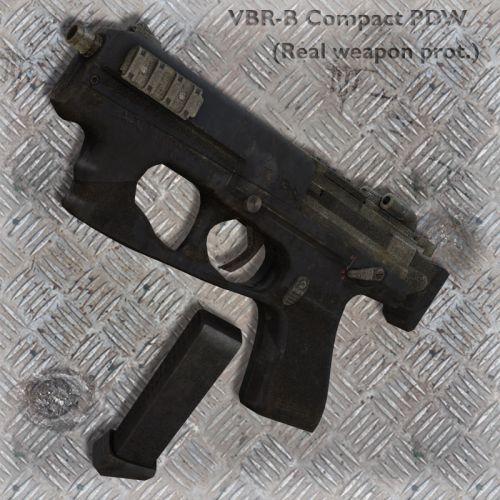 VBR-B Compact PDW