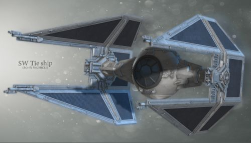 SW TIE Ship