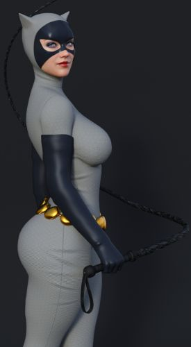 CatWoman Whip V4G3G8