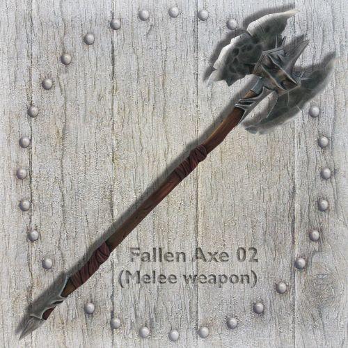 Fallen Axe 02