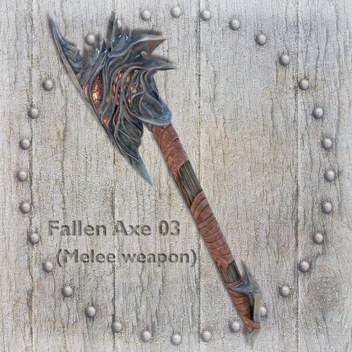 Fallen Axe 03