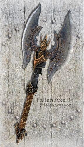 Fallen Axe 04