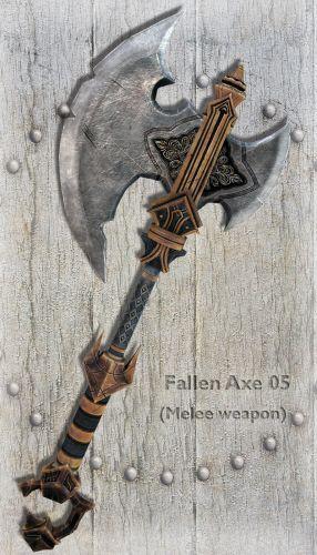 Fallen Axe 05