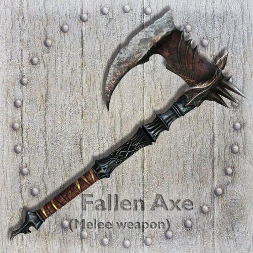 Fallen Axe