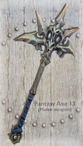 Fantasy Axe 13