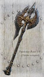 Fantasy Axe 14