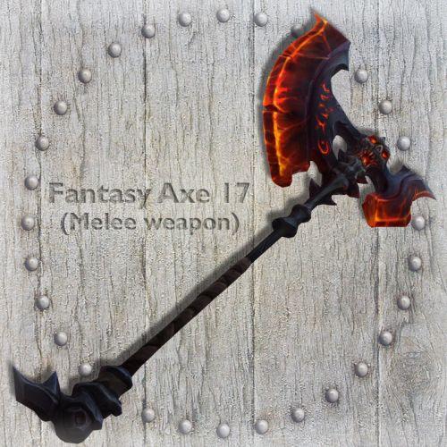 Fantasy Axe 17