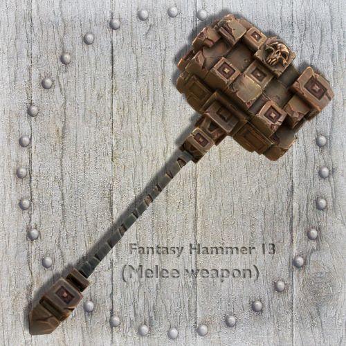 Fantasy Hammer 13