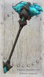 Fantasy Hammer 14