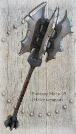 Fantasy Mace 09