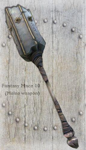 Fantasy Mace 10