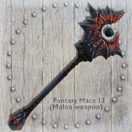 Fantasy Mace 13