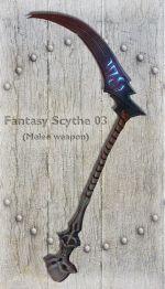 Fantasy Scythe 03