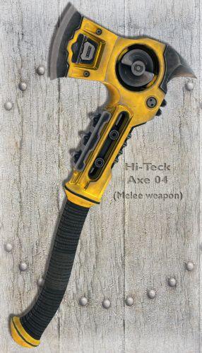 Hi-Teck Axe 04