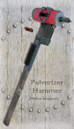 Pulverizer Hammer