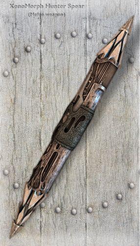 XenoMorph Hunter Spear