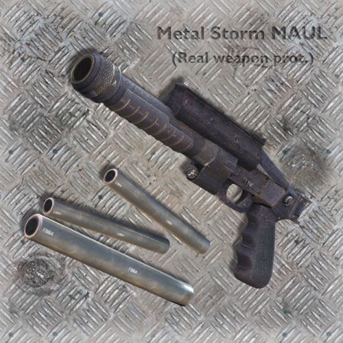 Metal Storm MAUL