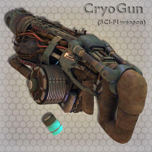 CryoGun