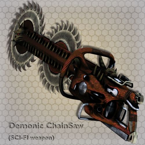 Demonic ChainSaw