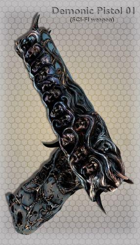 Demonic Pistol 01