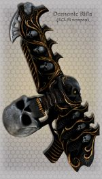 Demonic Rifle