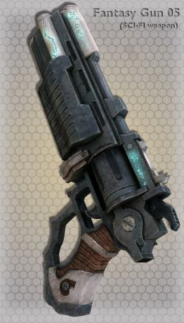 Fantasy Gun 05