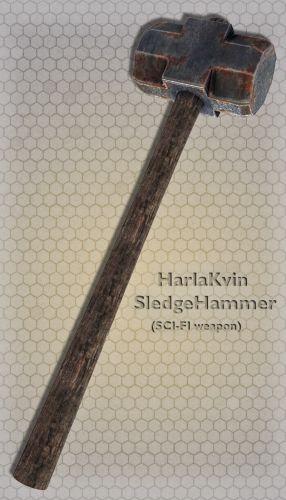 HarlaKvin Props