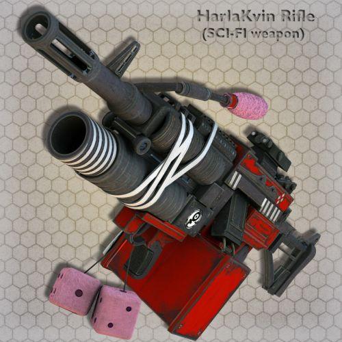 HarlaKvin Rifle