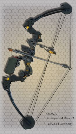 Hi-Teck Compound Bow 02