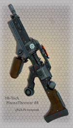 Hi-Teck FlameThrower 08