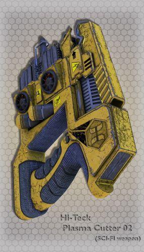 Hi-Teck Plasma Cutter 02