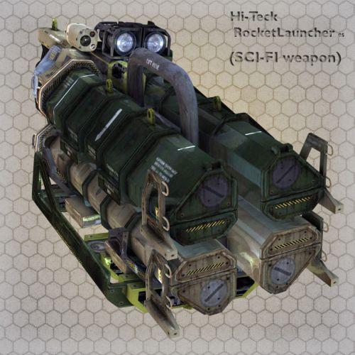 Hi-Teck RocketLauncher 05