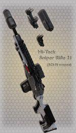 Hi-Teck Sniper Rifle 21